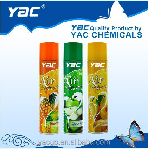 OEM Customized aroma aerosol airfreshner customized volume