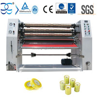 Automatic Stationery bopp tape Slitter machinery