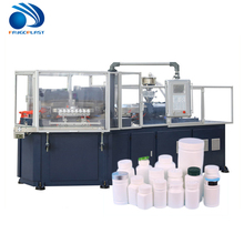 Plastic Pallet Horizontal Injection blow Molding machine / Customized Plastic Injection blow Mould Making FG-45