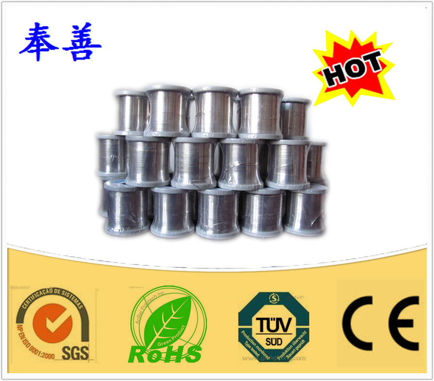 nichrome pure nickel resistance strip nicr 2080 heat resistant insulation for electrical wire