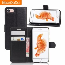 Hot Sale slim for iphone wallet case,wallet for iphone 6s case flip leather
