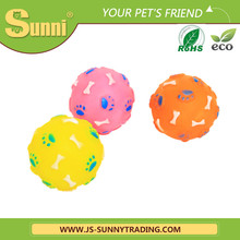 Factory wholesale private label dog toys ball