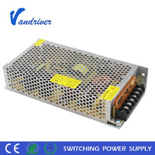 120W 5A 24V DC Output LED Strip Lights SMPS S-120-24 LED Switching Power Supply Transformer