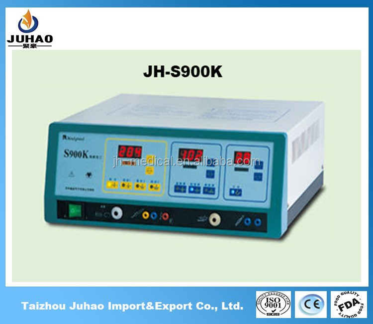 JH-S900K ce approved high frequency bipolar electrosurgical unit price