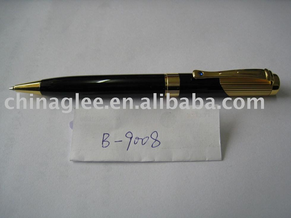 exclusive gold metal ball pen