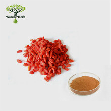 Pure natural organic goji berry plant extract powder/ wolfberry extract