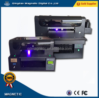 China good price a3 t-shirt printing machine prices in india uv flatbed printer 3d printer (600MM*329MM)MDK1/2-UV6/8 FCC CE