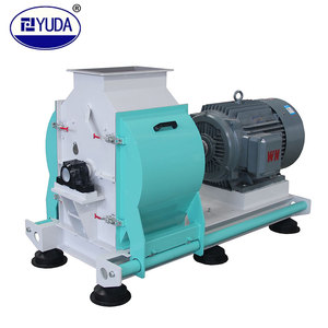 New style popular wood chips crusher/Biomass hammer pulverizer