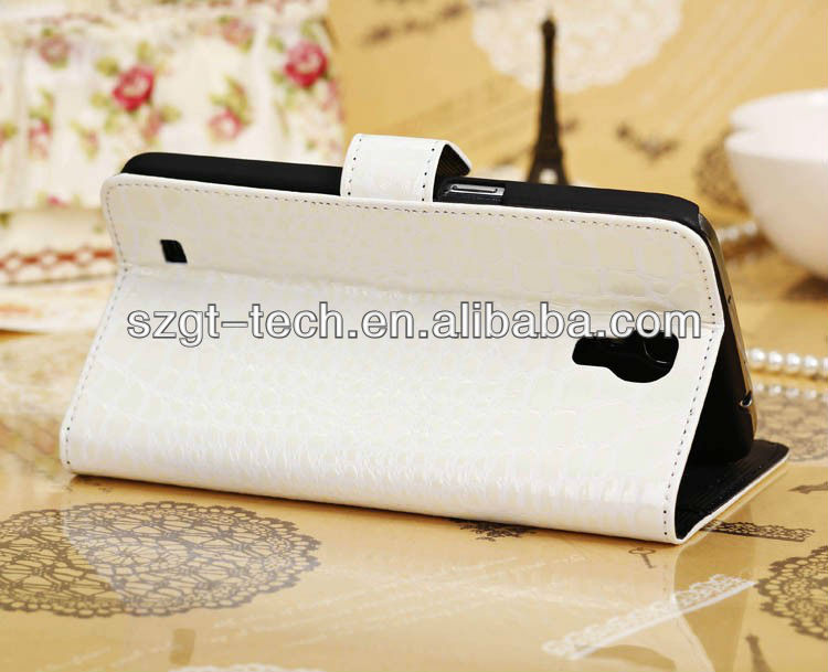 For samsung galaxy mega 6.3 I9200 leather case, PU leather case for I9200