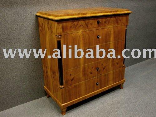 Cassettiera in stile biedermeier mobili armadio di soggiorno id prodotto 102108300 italian - Mobili biedermeier ...