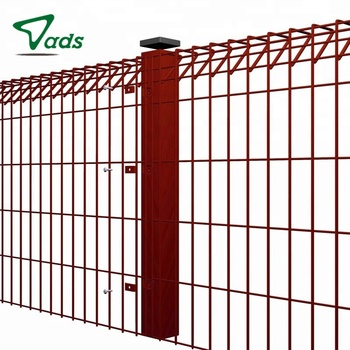 Park and garden brc different sizes welded wire mesh fence