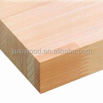 Solid wood finger joint laminated board