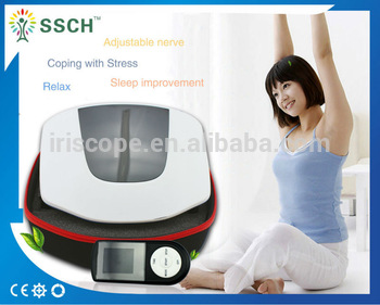 Vibrating Back Pain Relief Massage Machine for Physical Therapy