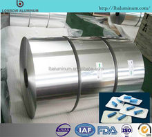 aluminum foil jumbo rolls Outstanding mechanical performance printing aluminum foil for hair dressing