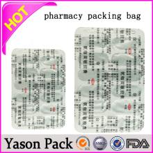 Yason pe drug dispensing bag hdpe medical trash bags pe medicine pouch