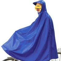Reusable Motorcycle Poncho /Motorcycle Rain Jacket /Motorcycle Rain Suit for Promotion