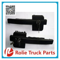 DAF Heavy duty truck parts oem 1328725 1617041 truck spare parts dubai cheap door handle