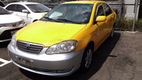 2005 Used Left Hand Drive Car For Toyota Corolla Altis (915-K2)