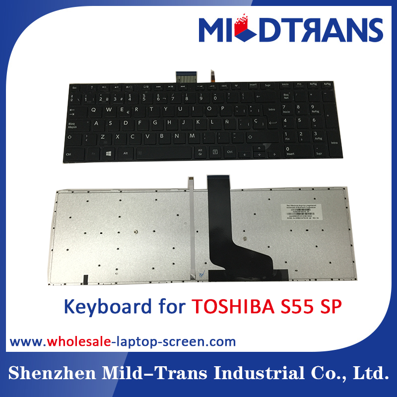 Notebook Internal Keyboard for Toshiba S55 SP language layout