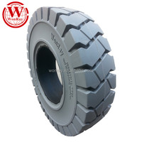 Glass Factory Use 6.50-10 7.00-9 Industrial Tire Solid Forklift Tyres For Sale