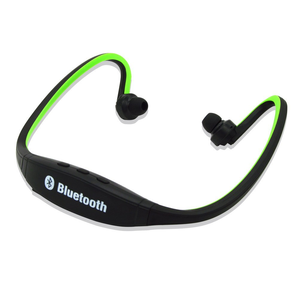 Hot Items Bluetooth 3.0 Wireless telephone receiver Multi-connection Neckband Bluetooth Headphone Headset Earphone