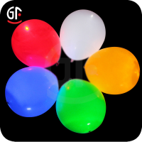 Factory Wholesale 12 Inch Biodegradable Led Balloon