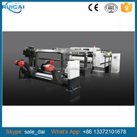 High Speed Automatic Cutting Machine , Roll-to-sheet Paper Sheeting Machine,Rotary Blade Paper roll sheeter / cutting machine