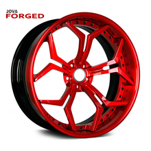 High Quality Custom 16 Inch Car Alloy Wheels 4x4 Forged Wheel Blank