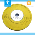 Fitness Equipment Rubber Coated Apollo Bumper Weight Plate