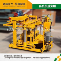 movable block machine alibaba building material machine brick not tile
