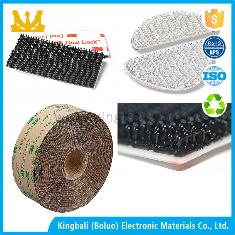 China 3m Wall Strips Industrial Plastic Velcro Manufacturers