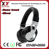 Consumer Electronic Portable Headphone With Mic