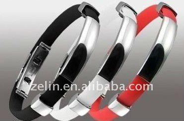 New Power Titanium Ionic Magnetic Bracelet Band Balance,body jewelry