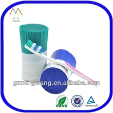 0.18mm Nylon 6.12 Rubber Bristle Toothbrush