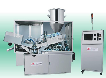 Automatic ABL Tube Filling and Sealing Machine