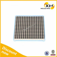 Free Sample Indoor Outdoor using High Brightness pixel led dot matrix display