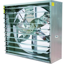 poultry evaporative system agricultural greenhouse exhaust fan