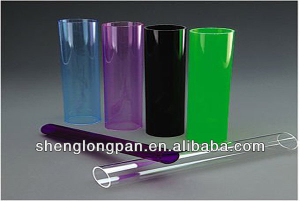 Polymethylmethacrylate Tube