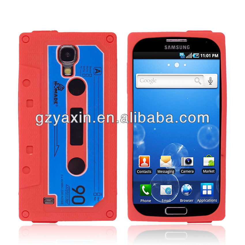 High Quality case for samsung galaxy i9500 s4 phone case,housing case for samsung galaxy s4 i9500