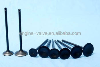 Auto engine parts 3924492 or 3802463 intake and 3921444 exhaust valves for 6C