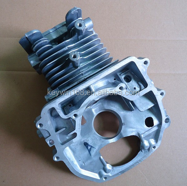 Machinery Engine Parts with CNC machining