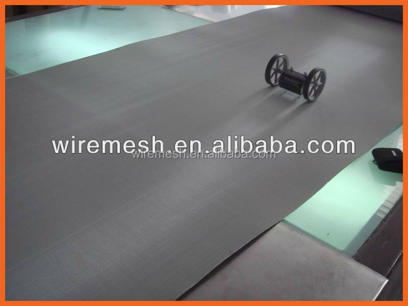Plain weave/ Twill weave stainless steel wire mesh