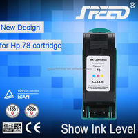 Plastic Ink Tank for HP 78 with CE Certificate