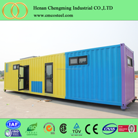 Multipurpose Rainproof Shipping Container House For Rent