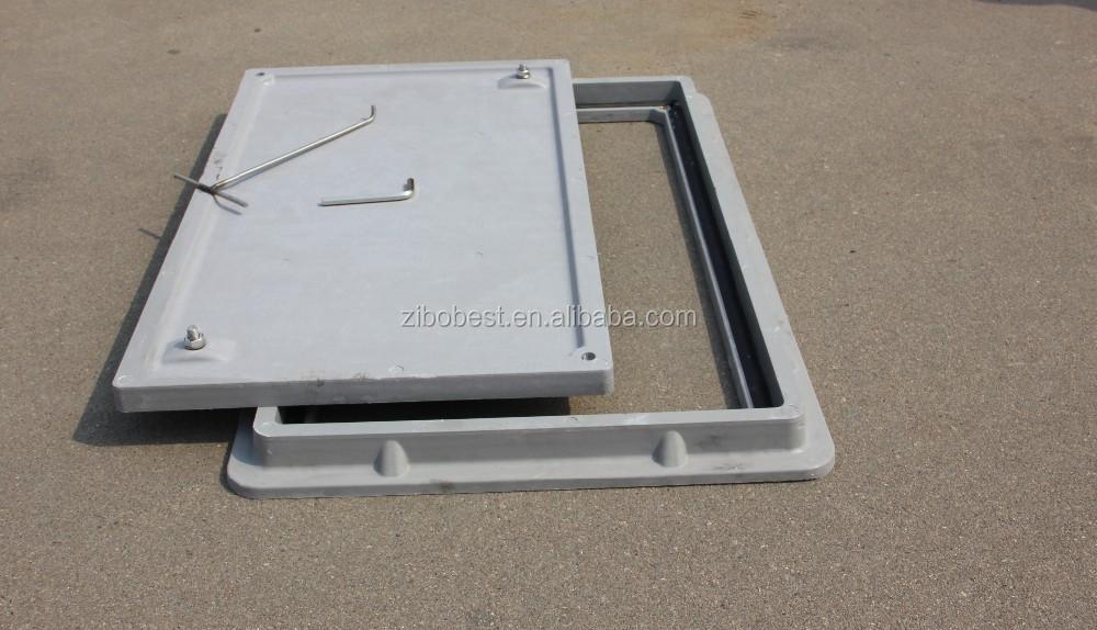 L ger b125 en124 rectangulaire en plastique bo te de - Couvercle de regard compteur d eau ...