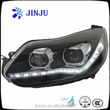 Car accessories for Ford Focus 2012 V1 headlamp assembly car LED light auto headlight