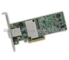 MegaRAID SAS 9380-8e High Performance 12Gb/s PCI Express SATA+SAS RAID Controller for External Storage Enclosures