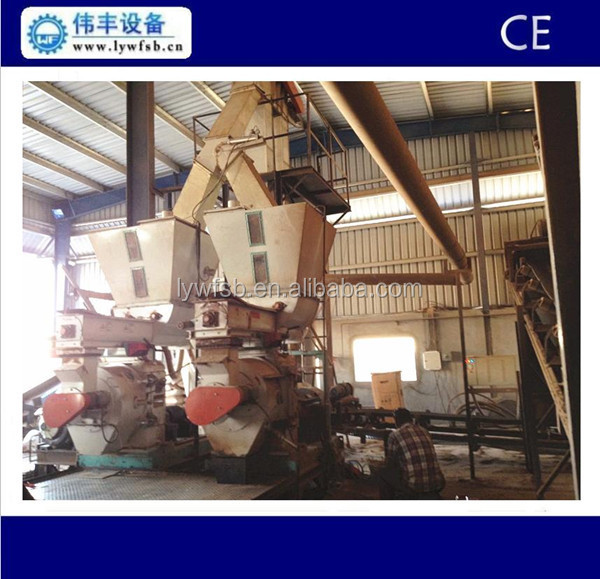 Professional supply CE approved 0.2~12 Ton/H wood <strong>pellet</strong> plant / complete wood <strong>pellet</strong> production line