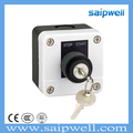 SAIP/SAIPWELL ABS Enclosure IP65 Waterproof Plastic Control Box with Lock