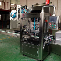 Auto Sleeving Labeller Equipments